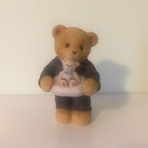 "Cherished Teddies ""I've Got The Most Important...."